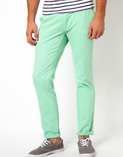 Bellfield Chino In Slim Fit