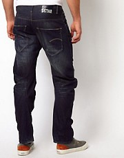 G Star Jean Arc 3d Loose Tapered Dark Aged