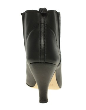 Image 4 ofRepetto Oye Elastic Side Mid Heel Boots