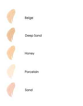 Image 3 ofDaniel Sandler Invisible Radiance Foundation And Concealer