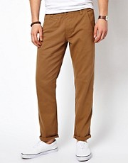 New Look Straight Fit Chinos