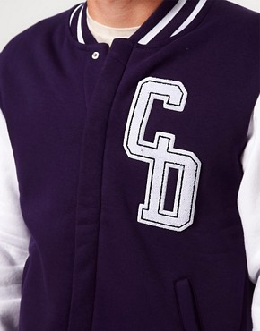 Image 3 ofCriminal Damage Varsity Jacket