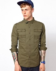 Sitka Shirt With 4 Pockets