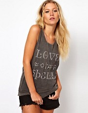 ASOS Vest with Love Spell