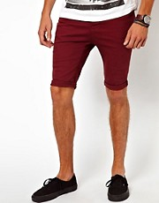 River Island  Enge, elastische Shorts