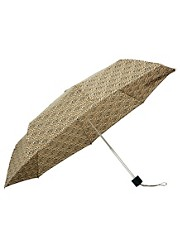 Warehouse Leopard Print Umbrella