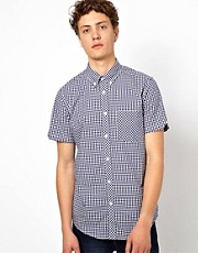 Ben Sherman Gingham Shirt With Short Sleeve&#39;s