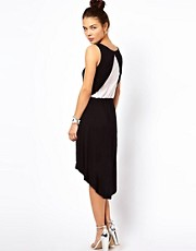 Pippa Lynn Hi Lo Dress With Airtex Back