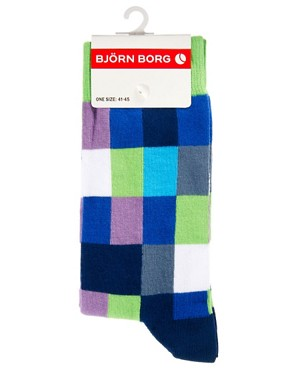 Image 3 ofBjorn Borg Field Check Socks