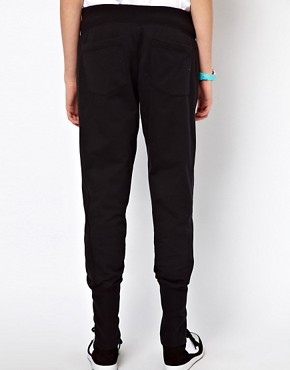 Image 2 ofNike Sweat Pants With Wide Cuff