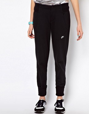 Image 4 ofNike Sweat Pants With Wide Cuff