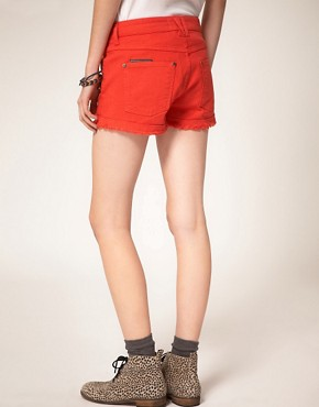 Image 2 ofEleven Paris Denim Short