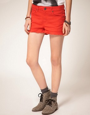 Image 4 ofEleven Paris Denim Short