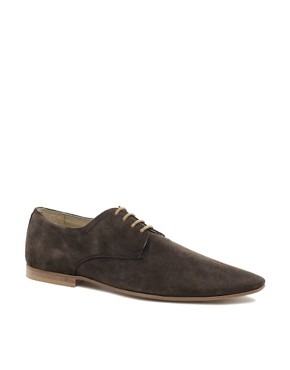 Image 1 ofASOS Shoes in Suede