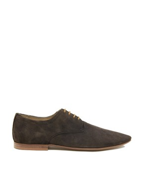 Image 4 ofASOS Shoes in Suede