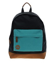 Mi Pac Colour Block Backpack