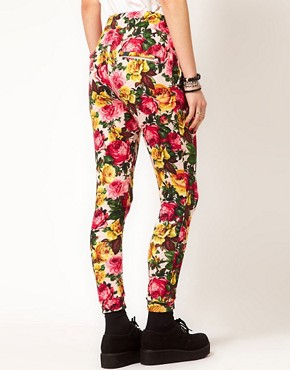 Image 2 ofJoyrich Hillside Rose Sweat Pant