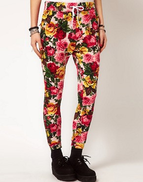 Image 4 ofJoyrich Hillside Rose Sweat Pant
