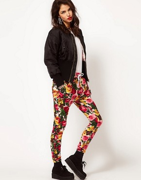 Image 1 ofJoyrich Hillside Rose Sweat Pant