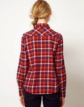 Image 2 ofWrangler Checked Shirt
