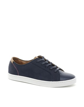 Image 1 ofTed Baker Tulix Leather Trainers