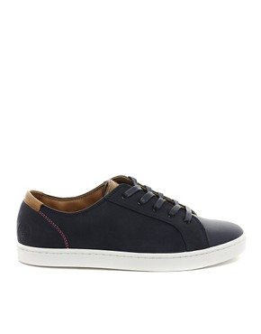 Image 4 ofTed Baker Tulix Leather Trainers