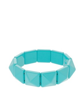 Image 1 ofLimited Edition Pyramid Stretch Bracelet