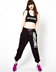 Lazy Oaf Awesome Sweat Pants