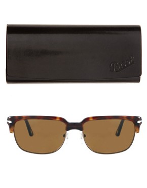 Image 2 ofPersol Clubmaster Sunglasses