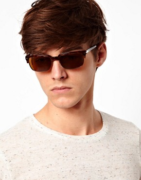 Image 3 ofPersol Clubmaster Sunglasses