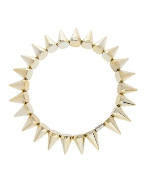 Image 1 of Limited Edition Spike Choker Necklace