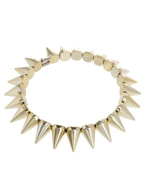 Image 2 of Limited Edition Spike Choker Necklace