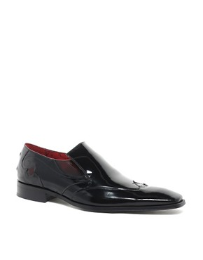 Image 1 ofJeffery West Wing Cap Loafers