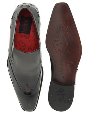 Image 3 ofJeffery West Wing Cap Loafers