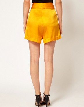 Image 2 ofKore by Sophia Kokosalaki Washed Silk Short