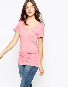 Sundy Deep V T-Shirt