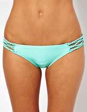 ASOS Macrame Side Bikini Pant