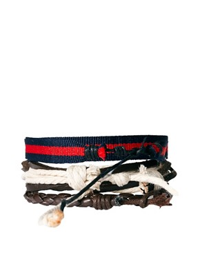 Image 2 ofRiver Island Bracelet Pack