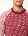 Image 3 of ASOS Fairisle Sweater