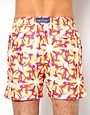 Image 2 ofOiler &amp; Boiler Parrot Classic Swim Shorts