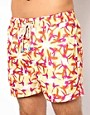Image 1 ofOiler &amp; Boiler Parrot Classic Swim Shorts