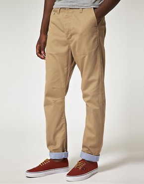 Image 1 ofGio Goi Drum Carrot Fit Chinos
