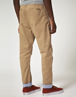 Image 2 ofGio Goi Drum Carrot Fit Chinos