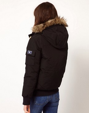 Image 2 ofPenfield Canyon Down Filled Bomber Jacket