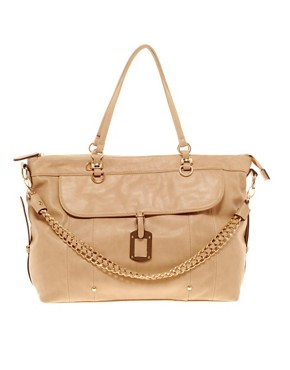 Image 1 ofWarehouse Luxury Chain Tote Bag