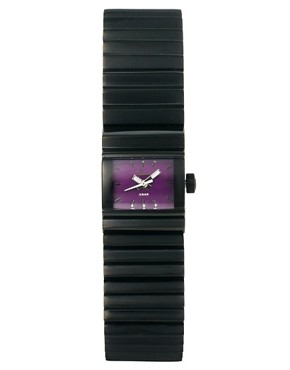 Image 1 ofDiesel Square Face Ladies Watch