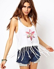Insight Tassel Vest Top
