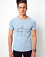 ASOS T-Shirt With Gothenburg Print
