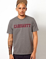 Carhartt T-Shirt College Logo