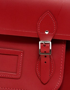 Image 4 of The Cambridge Satchel Company Leather Satchel 15""
